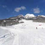 妙高池の平温泉スキー場