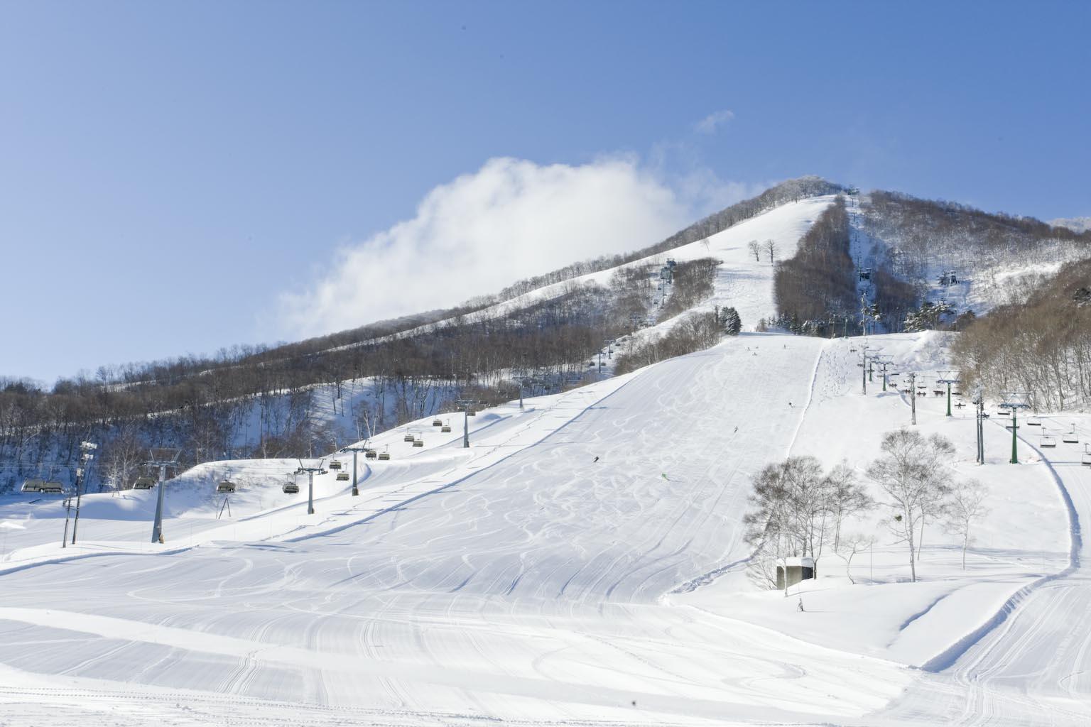 高原 場 斑尾 スキー