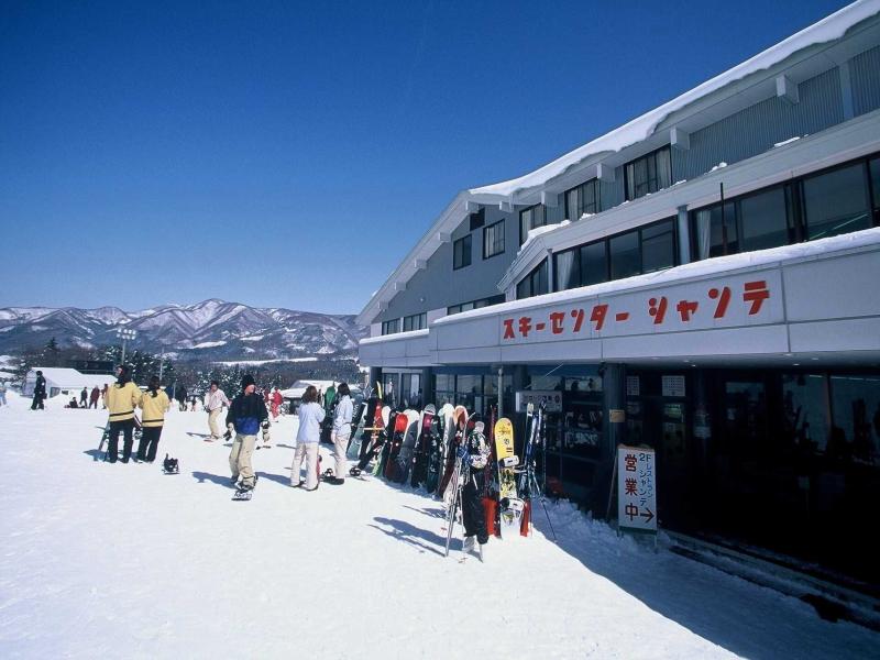 スキーセンターシャンテ/外観
