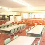 スキーセンターシャンテ/食堂