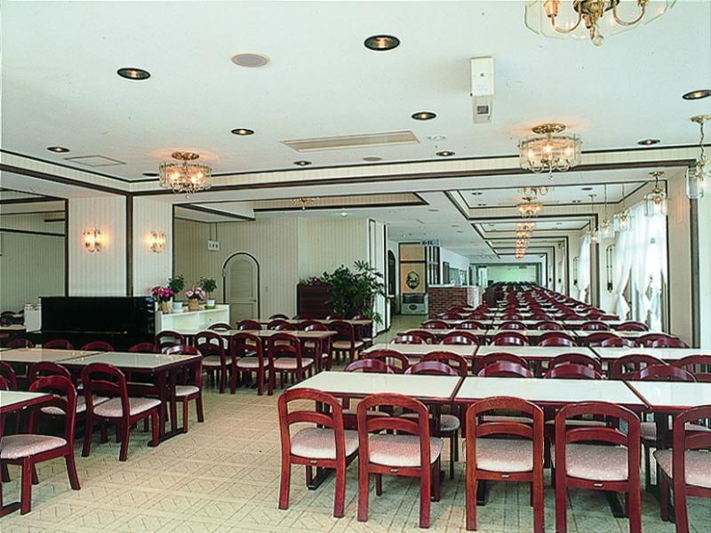竜王プリンスホテル/食堂