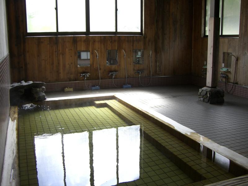 三日月の湯