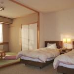 宿泊施設の一例)ホテルアルパイン