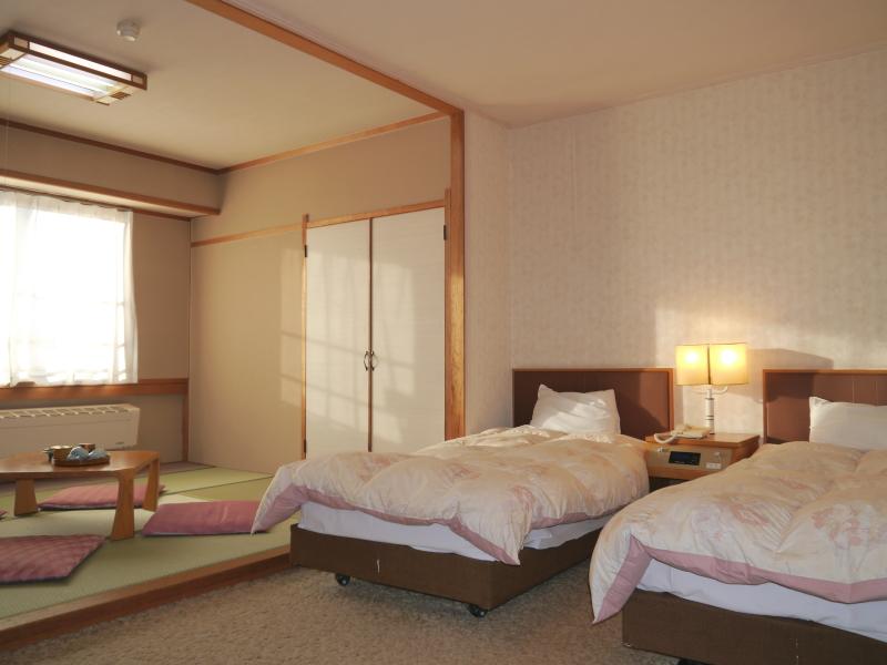 ホテルアルパイン/部屋一例