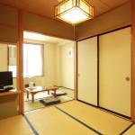 ホッサムイン北志賀/部屋一例