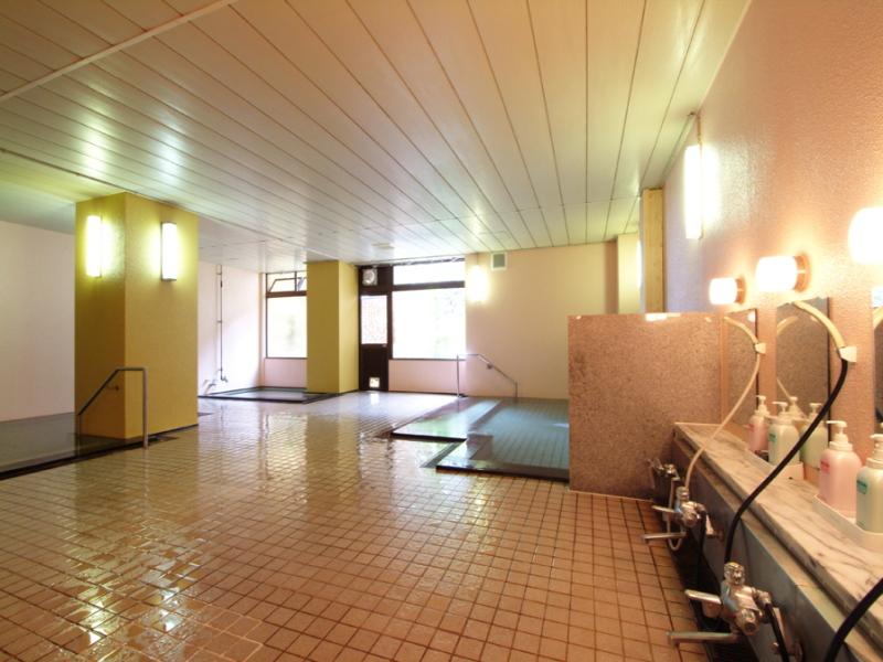 ほてる木の芽坂/大浴場