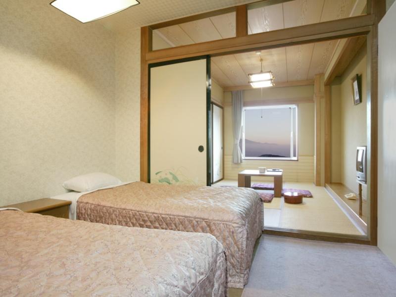 ホテルサンパティック斑尾/部屋一例