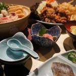 ホテル明幸/夕食一例