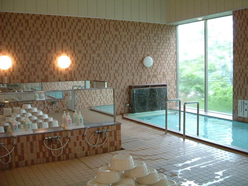 ホテルアルパイン/大浴場