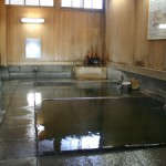 野沢温泉外湯の一例