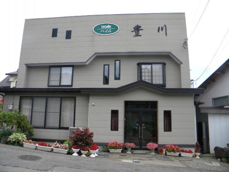 宿の一例/TOGARIハイム豊川