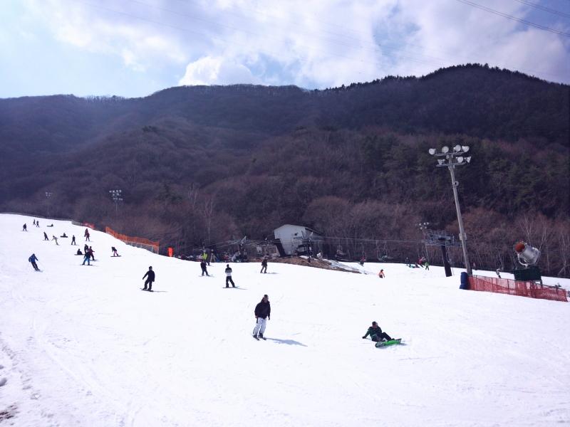 スキー カムイ 場 みさか