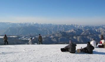 ハンターマウンテン塩原スキー場