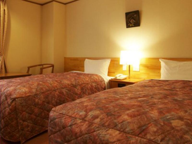 白馬ホテル花乃郷/部屋一例