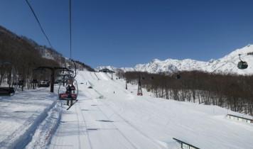 初すべり2017~2018夜発日帰り【白馬五竜&Hakuba47】のスキー・スノボツアー