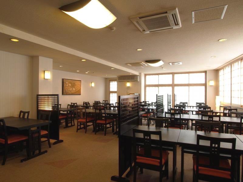 白馬ホテル花乃郷/食堂