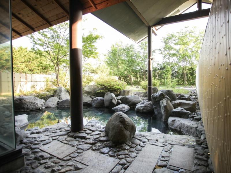 黒部ビューホテル/露天風呂