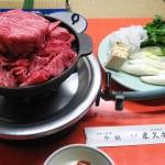 昼食は浅草伝統の味覚