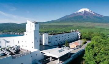 山梨さくらんぼ狩りとホテルマウント富士絶景フレンチ(HT)