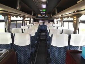 大型バス車内イメージ