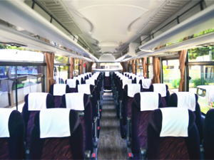 特大バス車内イメージ
