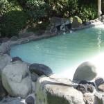 富嶽温泉花の湯露天風呂