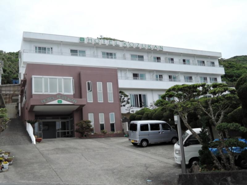 ホテル神津館