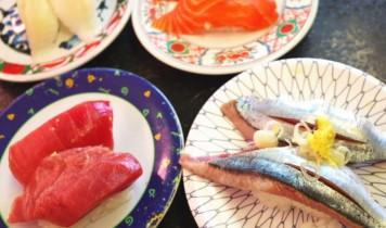 ひたち海浜公園と那珂湊大ネタ回転寿司食べ放題