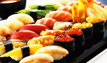 新!はとバス食い道楽(高級寿司食べ放題と老舗のうな重)(HT)