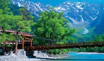 【はとバスで行く】まさに大自然!上高地・河童橋・大正池