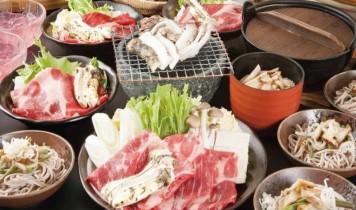 秋色深まる南信州・満腹肉屋の松茸料理がっつり食べ放題!