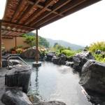 花咲の湯~露天風呂