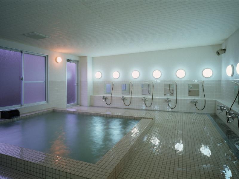 竜王パークホテル/大浴場