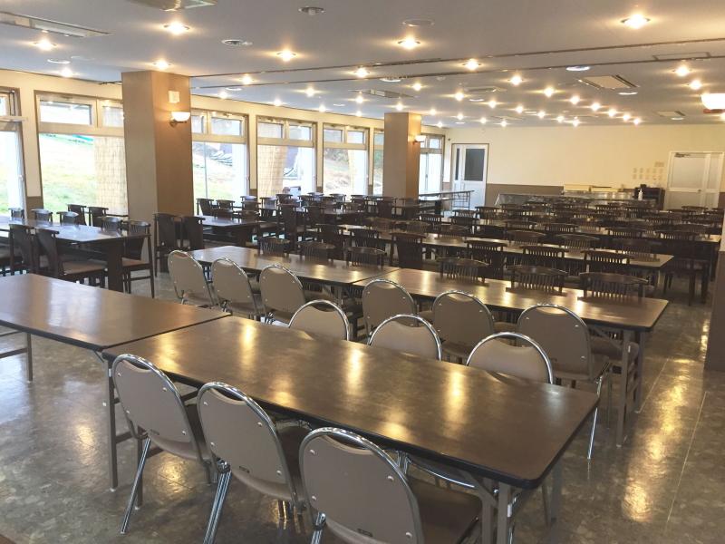 竜王パークホテル/食堂
