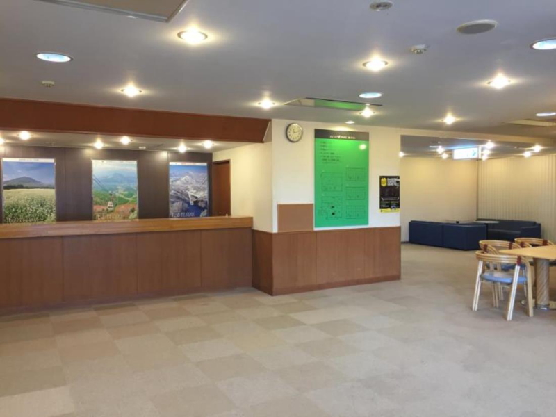 竜王パークホテル/フロント