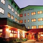 宿の一例:ホテルハイツ志賀高原