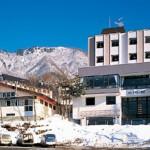 宿泊施設の一例)ホテルシャレー竜王