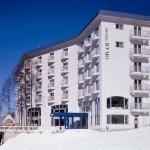 宿の一例:ホテル竜王