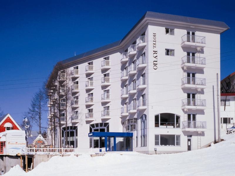 施設の一例:ホテル竜王