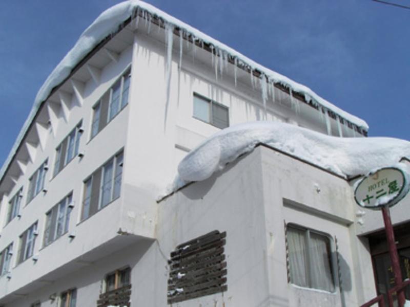 ホテル十二屋/外観