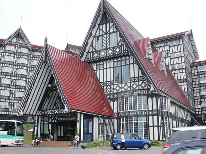 ホテルグリーンプラザ上越 マイカープラン現地1泊2日間(OR)