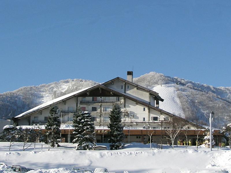 斑尾高原ホテル/外観