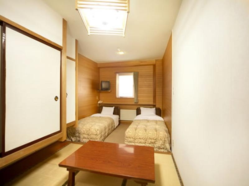 ホテルエルディア/部屋一例