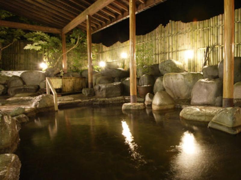 ホテルグリーンプラザ上越/露天風呂