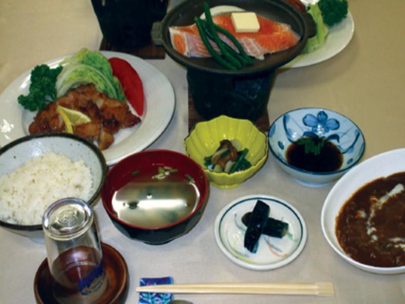 ホテル十二屋/食事イメージ
