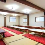 温泉の宿エコー/食堂
