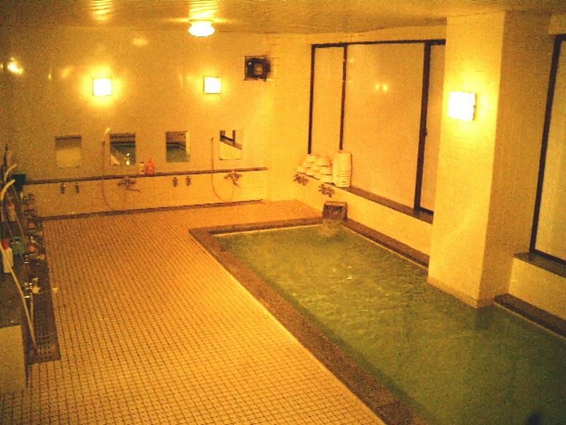 北志賀グランドホテル本館/大浴場