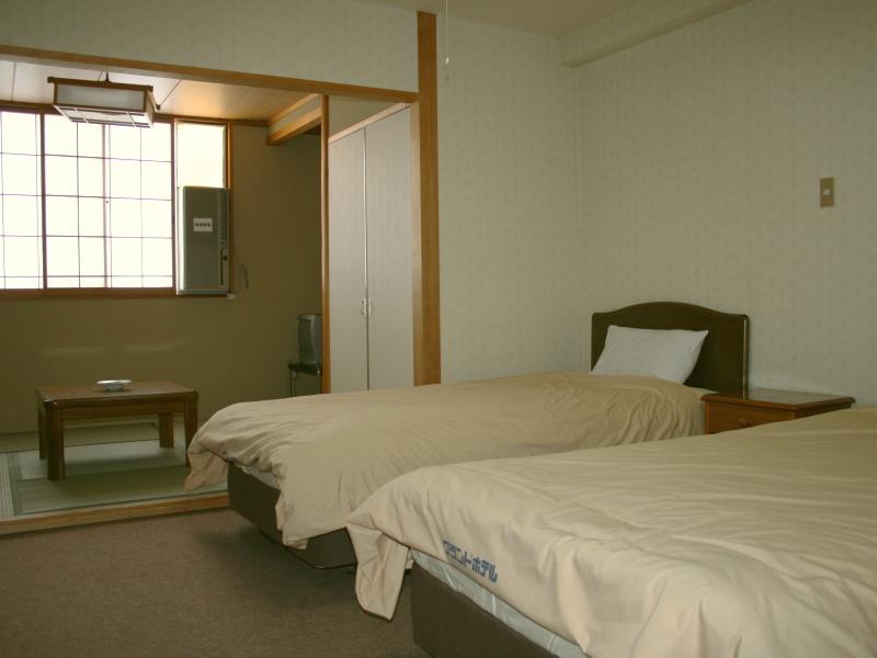 北志賀グランドホテルWEST/部屋一例