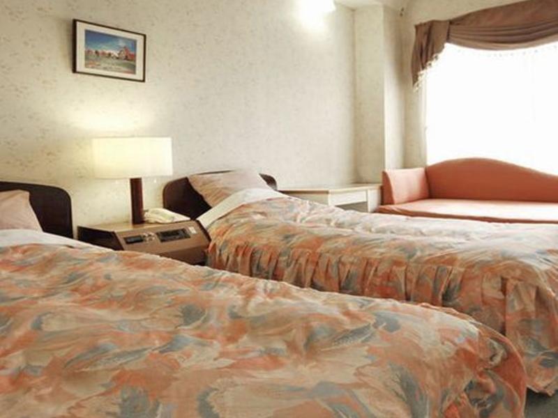 ホテルグリーンプラザ上越/部屋一例