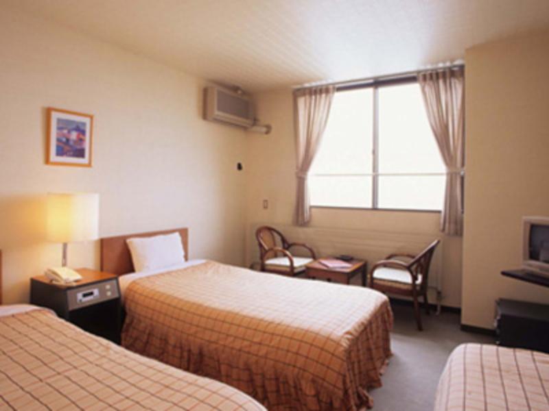 ホテルシャレー竜王/部屋一例